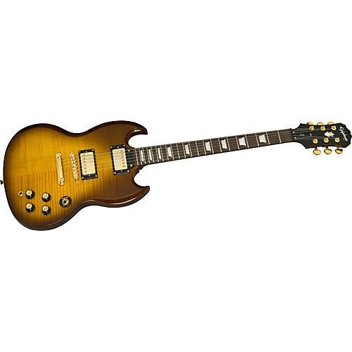 Epiphone G-400 Deluxe Electric Guitar (No Pickguard)-thumbnail