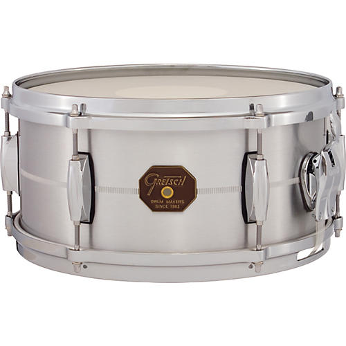 Gretsch Drums G-4000 Aluminum Snare Drum 13 x 6 in.