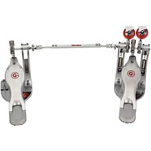 Gibraltar G-Class Double Bass Drum Pedal with Case