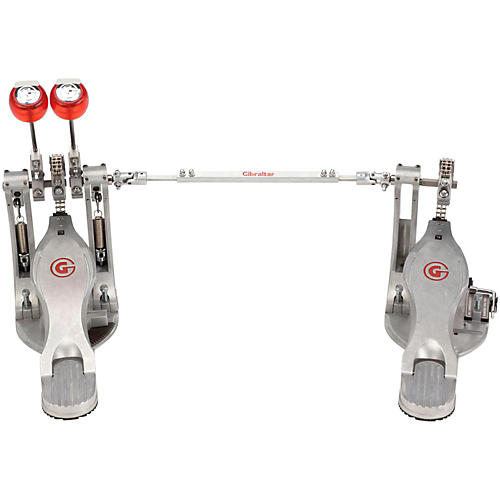 Gibraltar G-Class Lefty Double Bass Drum Pedal with Case