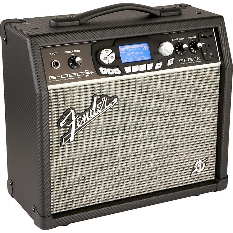 FenderG-DEC 3 Fifteen 15W 1x8 Guitar Combo Amp