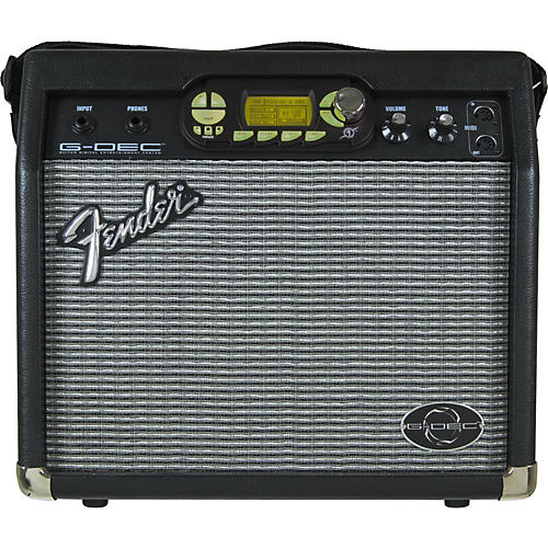Fender G-DEC Guitar Digital Entertainment Center