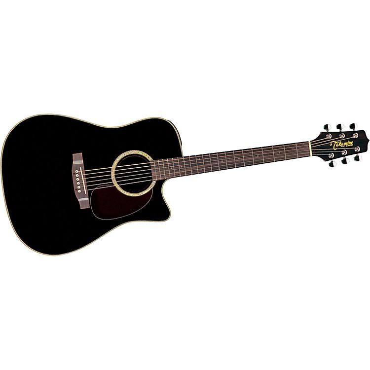 TakamineG Dreadnought EG531SC Acoustic-Electric Guitar