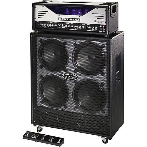 Genz Benz G-Flex GB412G 300W 4x12 Guitar Extension Cabinet