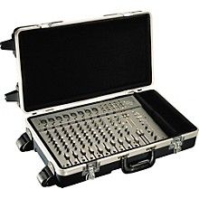 Gator G-MIX ATA Rolling Mixer or Equipment Case 12 x 24 in.