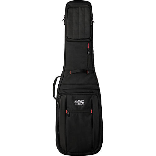 Gator G-PG ELEC 2X ProGo Series Ultimate Gig Bag for 2 Electric Guitars-thumbnail