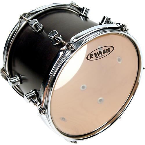 Evans G Plus Clear Drumhead