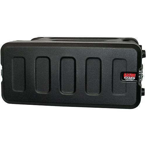 Gator G-Pro Roto Mold Rack Case Black 2 Space
