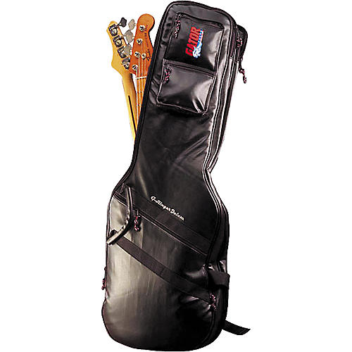 Gator G-SLNG-DLX-2XBS Deluxe Slinger Bass Gig Bag for 2 Basses-thumbnail