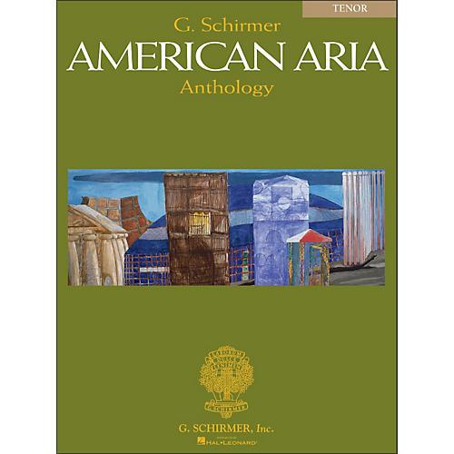 G. Schirmer G Schirmer American Aria Anthology for Tenor Voice-thumbnail