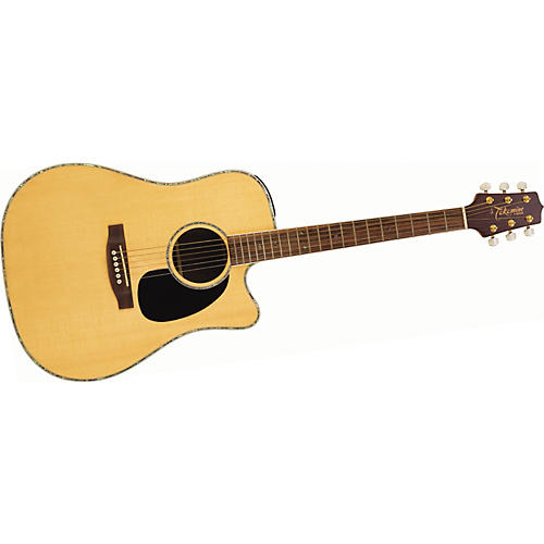 Takamine G Series EG360SC Dreadnought Cutaway Acoustic-Electric Guitar