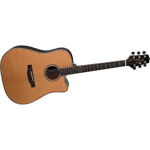 Takamine G Series EG363SC Acoustic-Electric Guitar