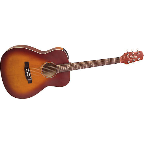 Takamine G Series EG5013S-VFT OM Flame Maple Acoustic-Electric Guitar