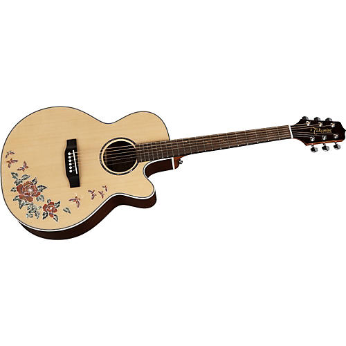 Takamine G Series EG540SCBF NEX Cutaway Acoustic-Electric Guitar