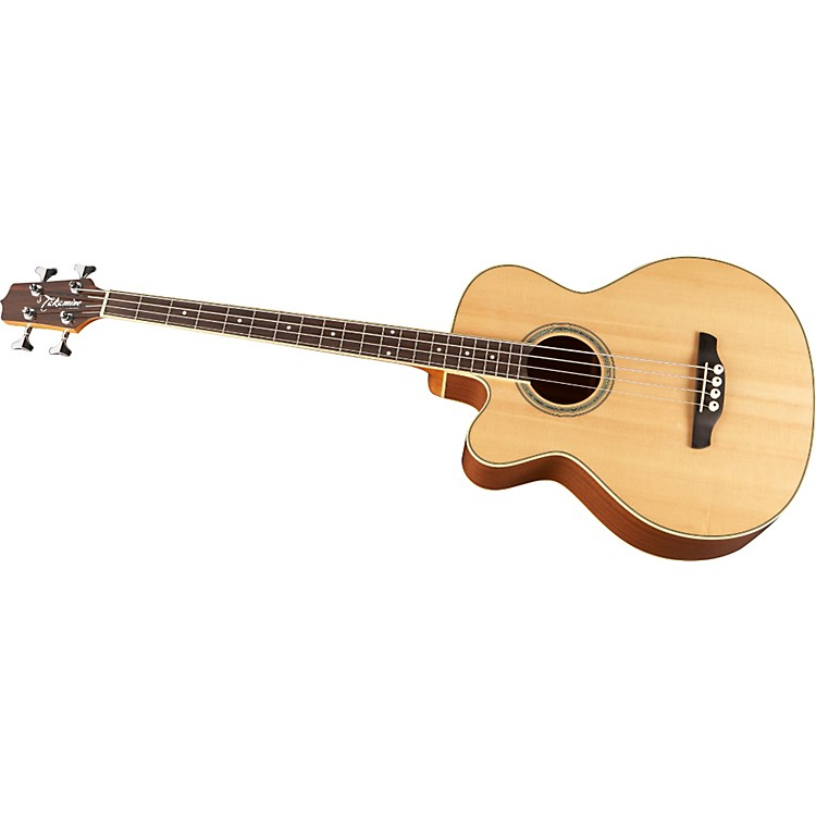 Takamine G Series EGB2S Left-Handed Acoustic-Electric Bass