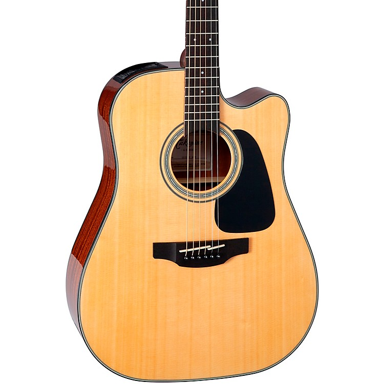 Takamine G Series GD30CE Dreadnought Cutaway Acoustic-Electric Guitar Gloss Natural