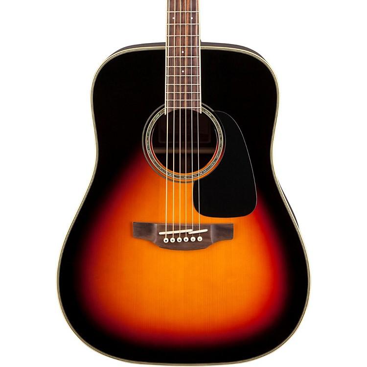 TakamineG Series GD51 Dreadnought Acoustic GuitarGloss Sunburst