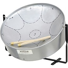 Rhythm Band G-Style Minipan Steel Drum in G Major