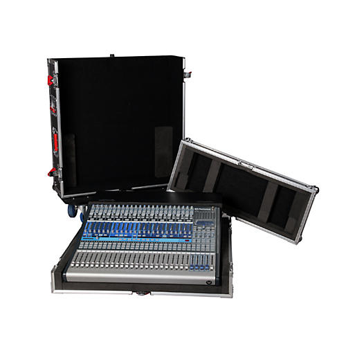 Gator G-TOUR PRE242-DH Large Format Mixer Case-thumbnail