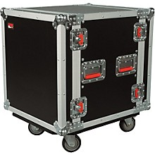 Gator G-Tour 12U ATA Cast Rack Road Case with Casters Level 1