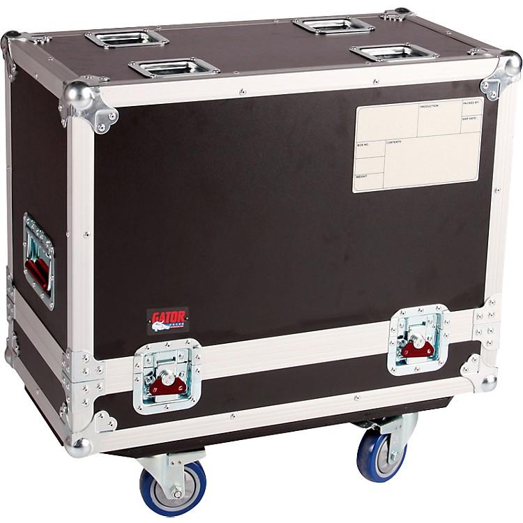 GatorG-Tour 2X-K10 Speaker Case