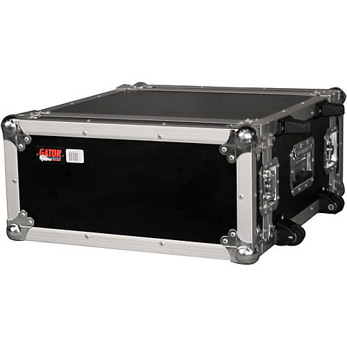 Gator G-Tour 4-Space ATA Wheeled Rack Flight Case-thumbnail