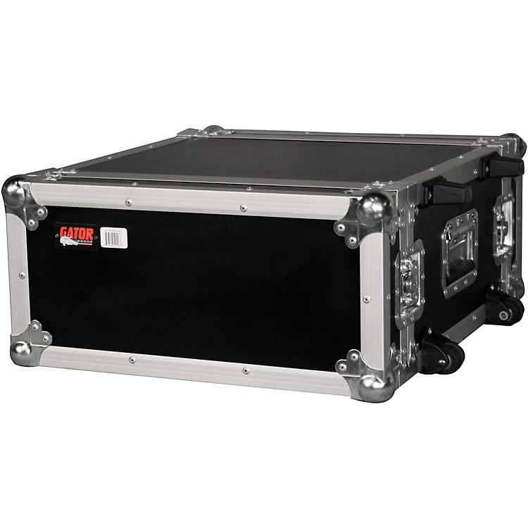 GatorG-Tour 4-Space ATA Wheeled Rack Flight Case