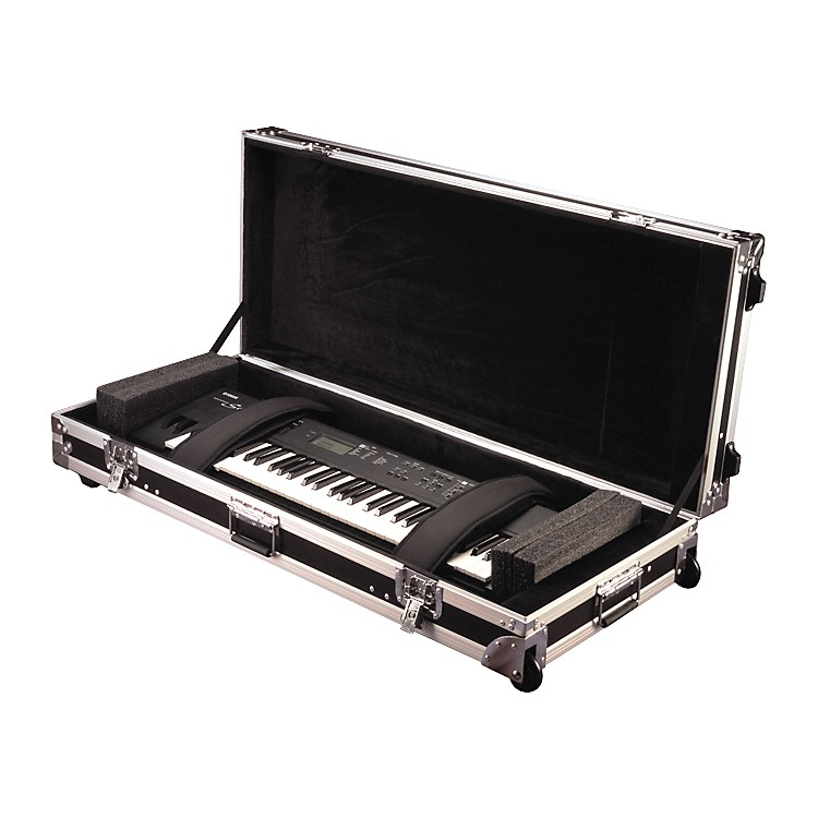 Gator G-Tour 61 ATA Rolling Keyboard Flight Case