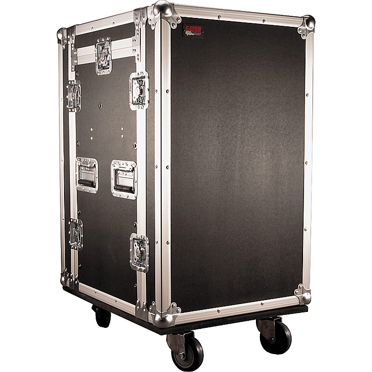 Gator G-Tour PU Pop-up Console Rack Road Case  10x14 Space