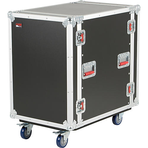 Gator G-Tour Rack Case with Wheels