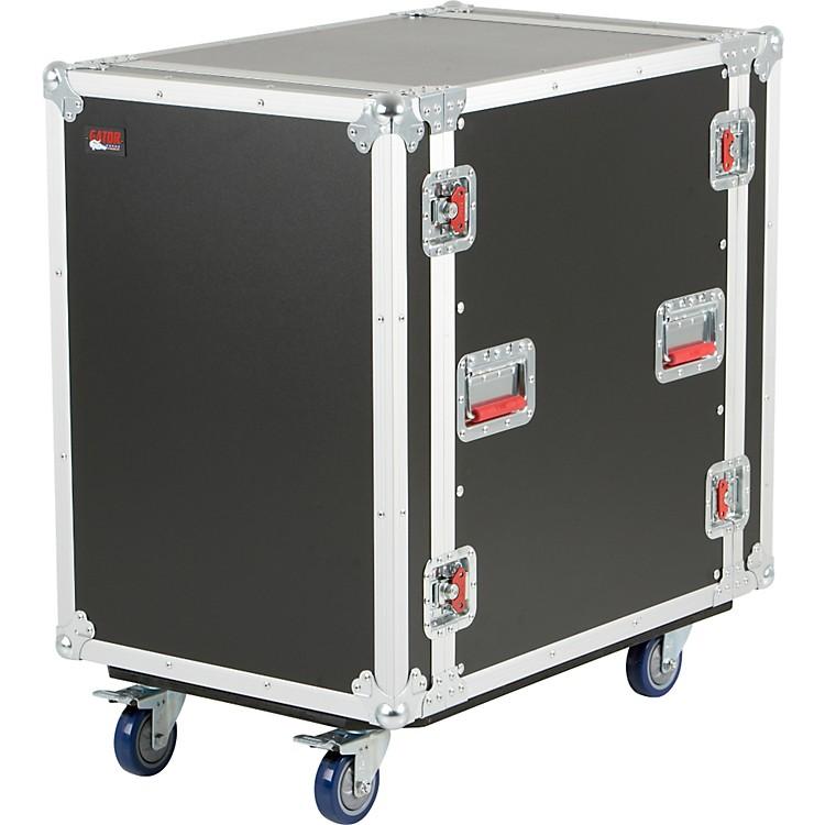 GatorG-Tour Rack Case with Wheels