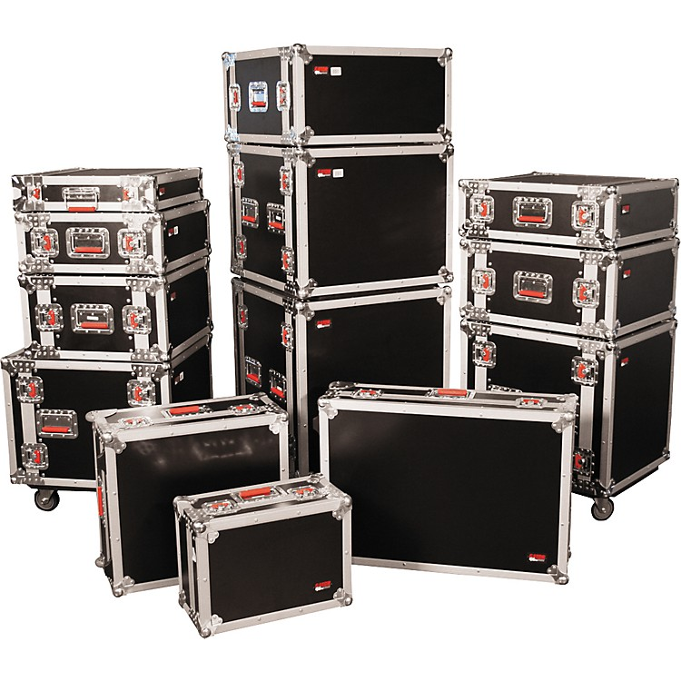 Gator G-Tour Rack Road Case with Casters  14 Space
