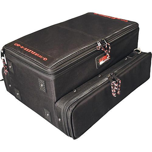 Gator G-Wireless-2-Go Rack/Mic Case