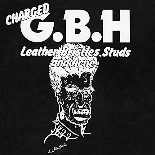 Alliance G.B.H. - Leather Bristles Studs & Acne
