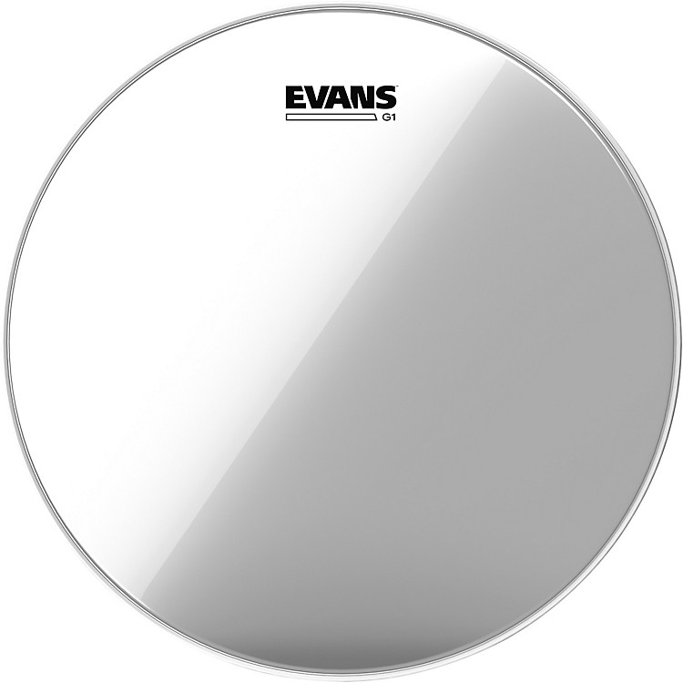 Evans G1 Clear Batter Drumhead  12 Inches