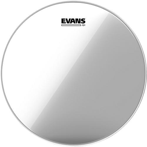 Evans G1 Clear Batter Drumhead  12 in.