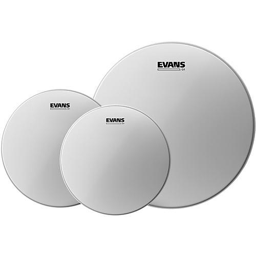 Evans G1 Coated Drumhead Pack Standard - 12/13/16