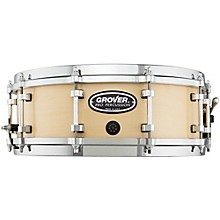 Grover Pro G1 Concert Snare Drum Natural Lacquer 14 x 5 in.