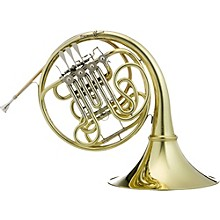 Hans Hoyer G10A Geyer Series Double Horn G10A-L1 Lacquer Mechanical Linkage