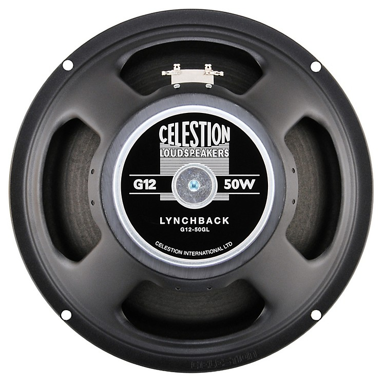 CelestionG12 - 50GL Lynchback George Lynch Signature Guitar Speaker 8 ohm50W, 75HZ