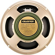 "Celestion G12M Greenback 25W, 12"" Guitar Speaker"