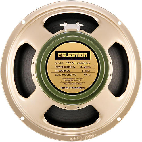 Celestion G12M Greenback 25W, 12