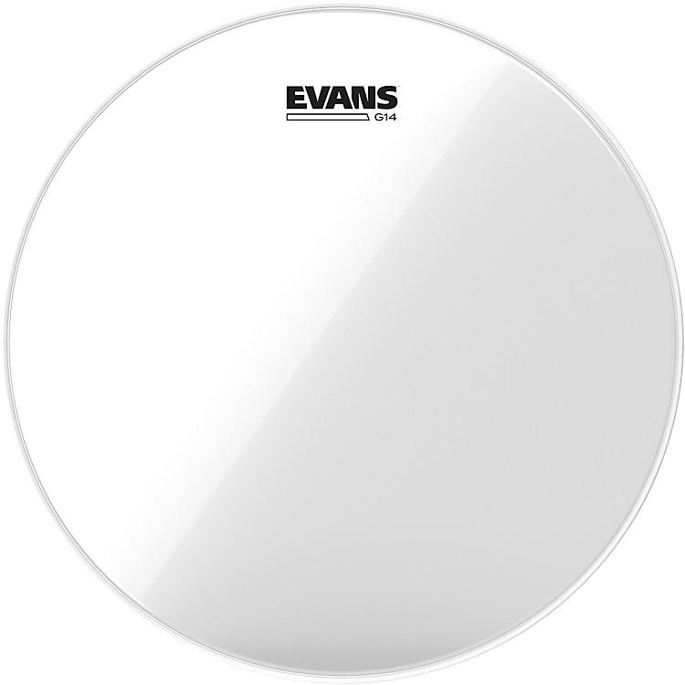 EvansG14 Clear Drumhead8 Inch