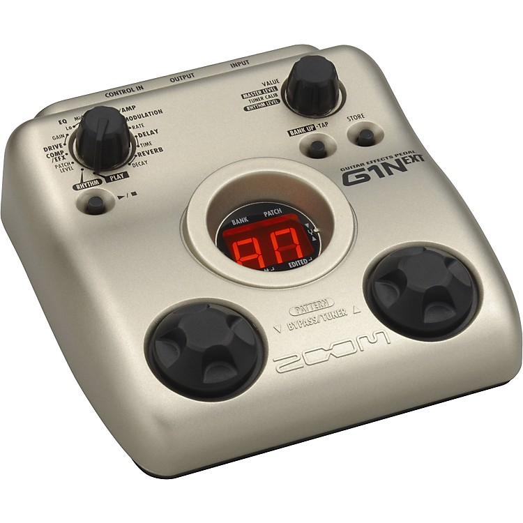 Zoom G1N Guitar Multi-Effects Pedal