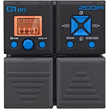 Open BoxZoom G1on Guitar Multi-Effects Pedal