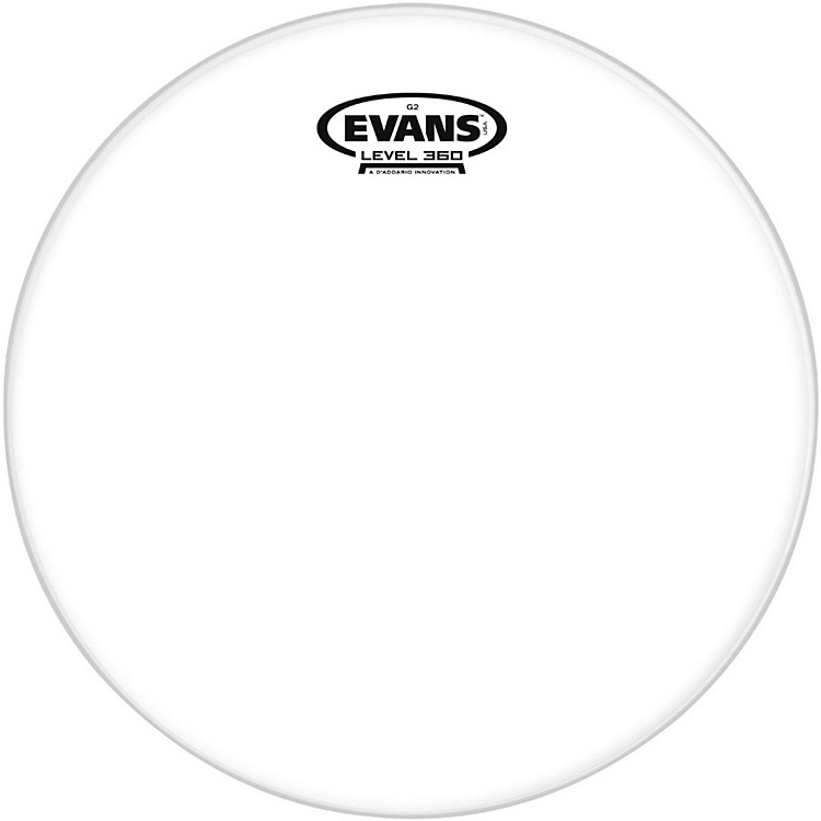 EvansG2 Clear Batter Drumhead8 Inches