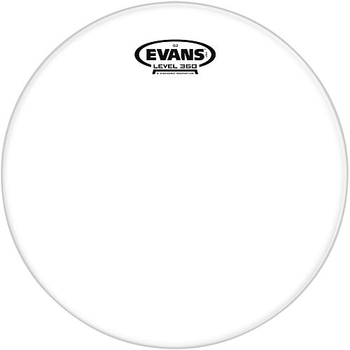 Evans G2 Clear Batter Drumhead  8 in.