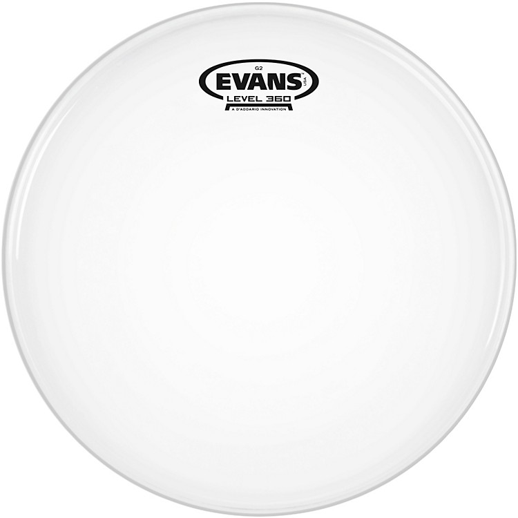 Evans G2 Coated Batter Drumhead  8 Inches