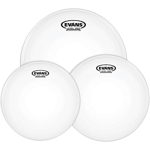 Evans G2 Coated Drumhead Pack Standard - 12/13/16