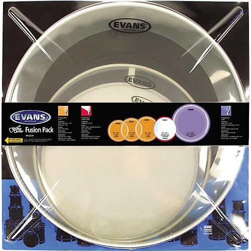 Evans G2 Drum Head Pack